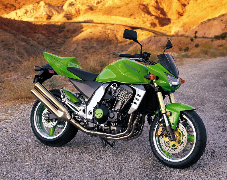 2004 Z1000 | South Bay Riders