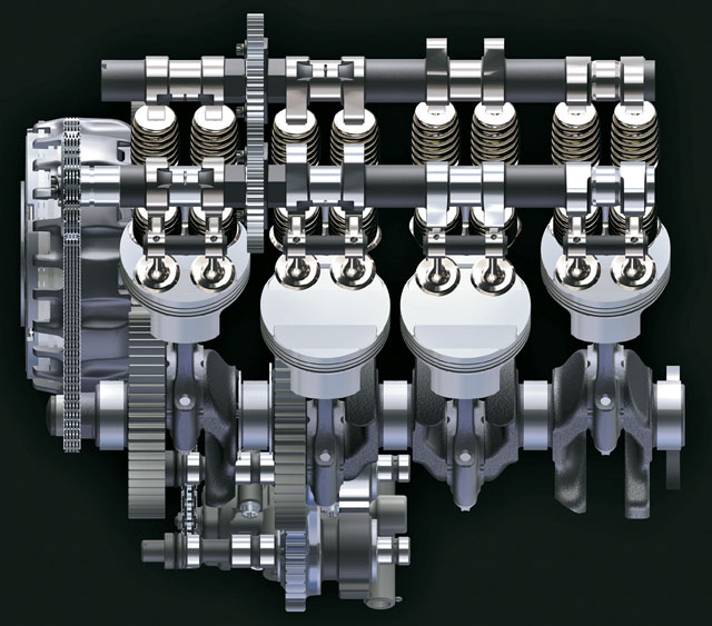 BMW Engine Design