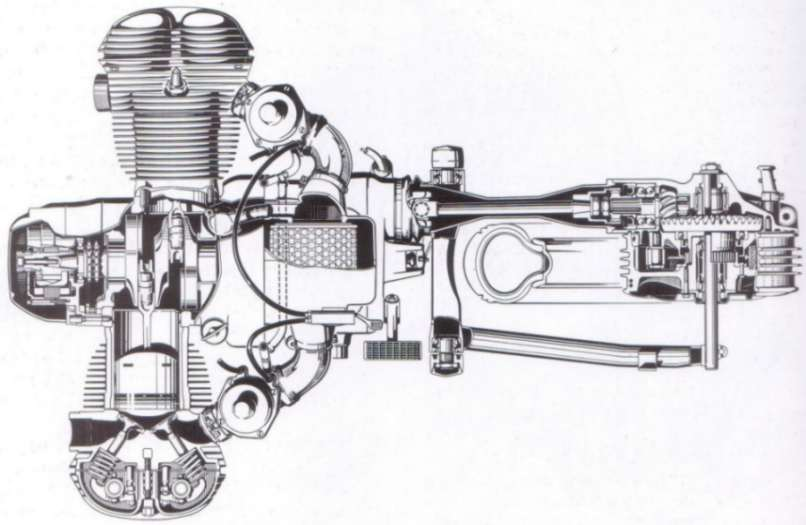 bmw engine design