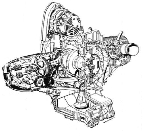 rotax motorcycle engine diagram clutch bmw    engine    design south bay riders  bmw    engine    design south bay riders