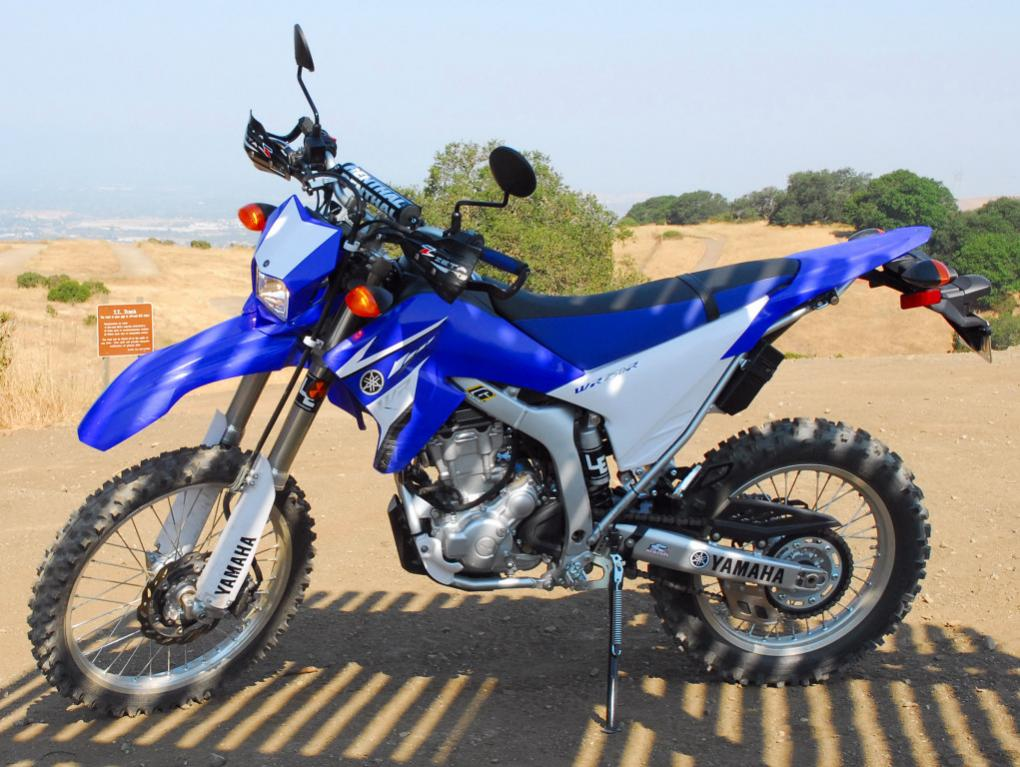 how to set dirt bike sag