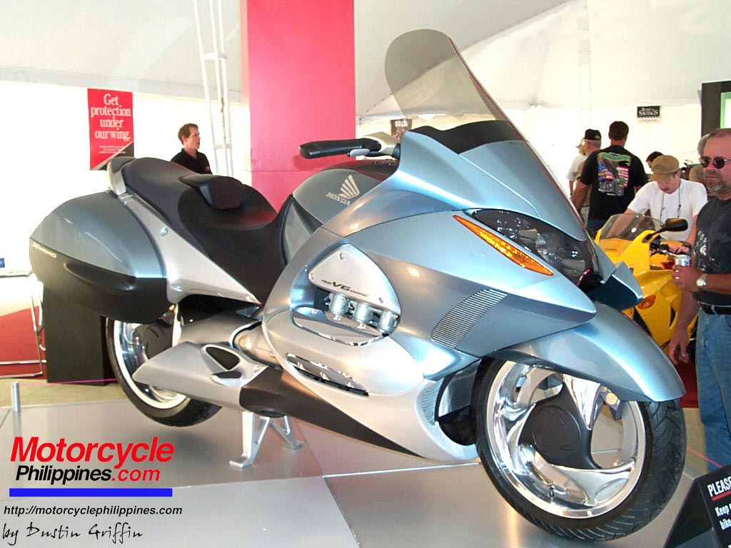 Honda X-Wing prototype from 1999 | South Bay Riders