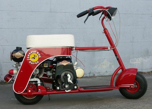 Radio Flyer Bike >> Mini bike with 110cc Lifan | South Bay Riders