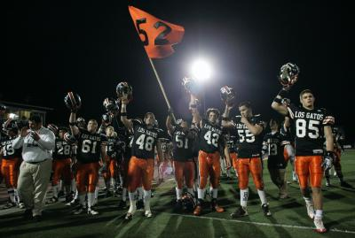 In Memory Of A Really Nice Los Gatos Football Player South Bay Riders