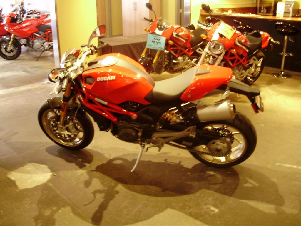 Honda Ducati Sunnyvale