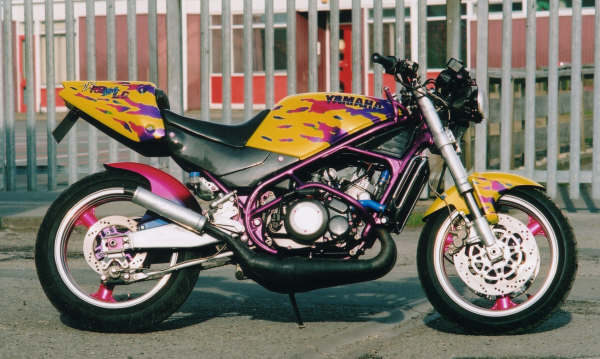 RZ 500 V4 two stoke | South Bay Riders