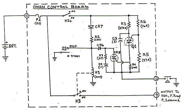 onan 5000 generator wiring diagram briggs and stratton 5000 generator wiring diagram #3