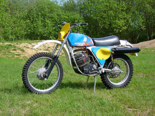 Rotary Engines and Dirtbikes?