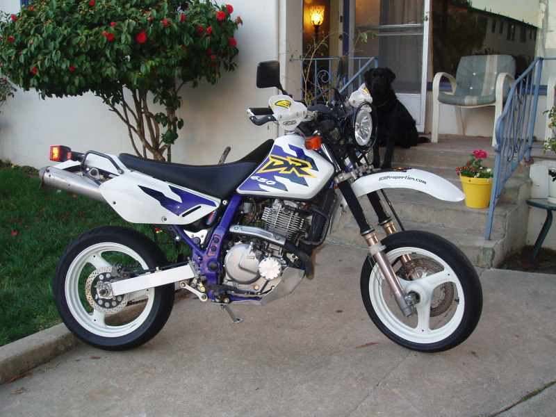 Klr 650 Diesel Klr 650 Supermoto Conversion