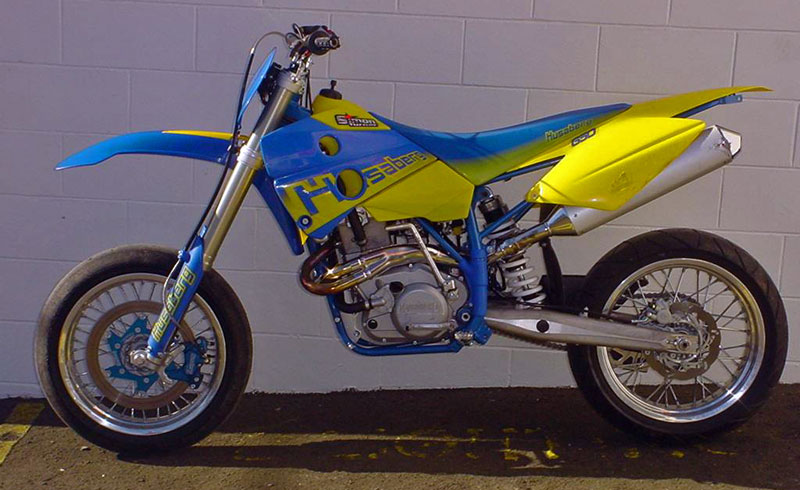 Husaberg Fs650 Review South Bay Riders