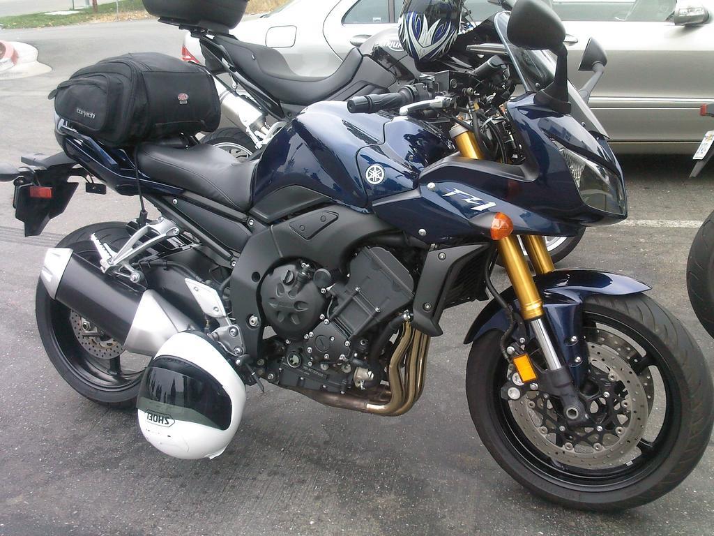 Yamaha Fzr Mods