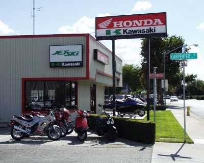 honda kawasaki of modesto modesto south bay riders