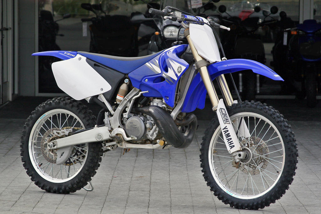 2006 YZ250 Two Stroke Reduced | South Bay Riders