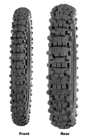 Dual sport / street tires for CRF100F & XR650R?