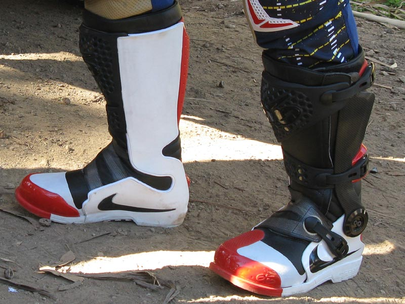 stewart to unveil nike mx boots at a1 south bay riders