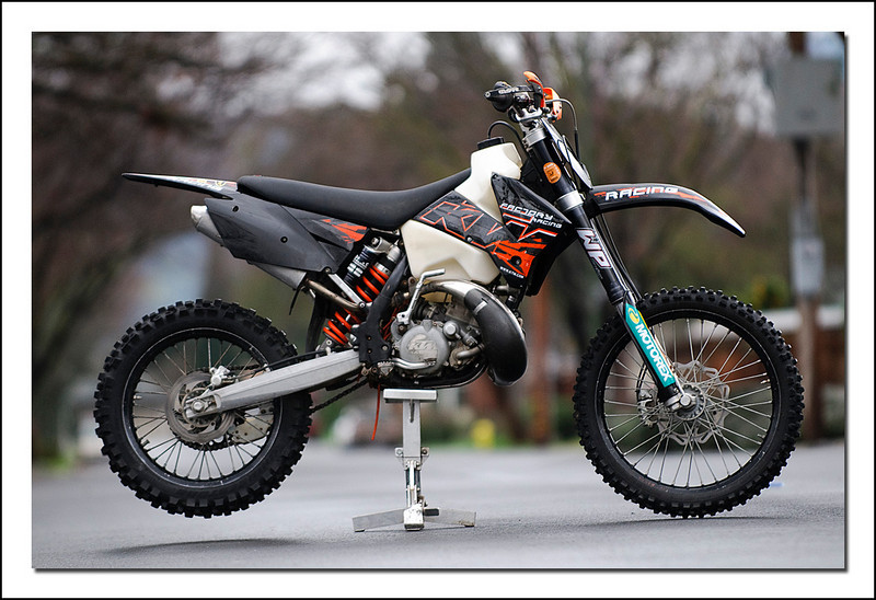 Phenomenal Bike Review 2007 Ktm 200 Xc South Bay Riders Pabps2019 Chair Design Images Pabps2019Com