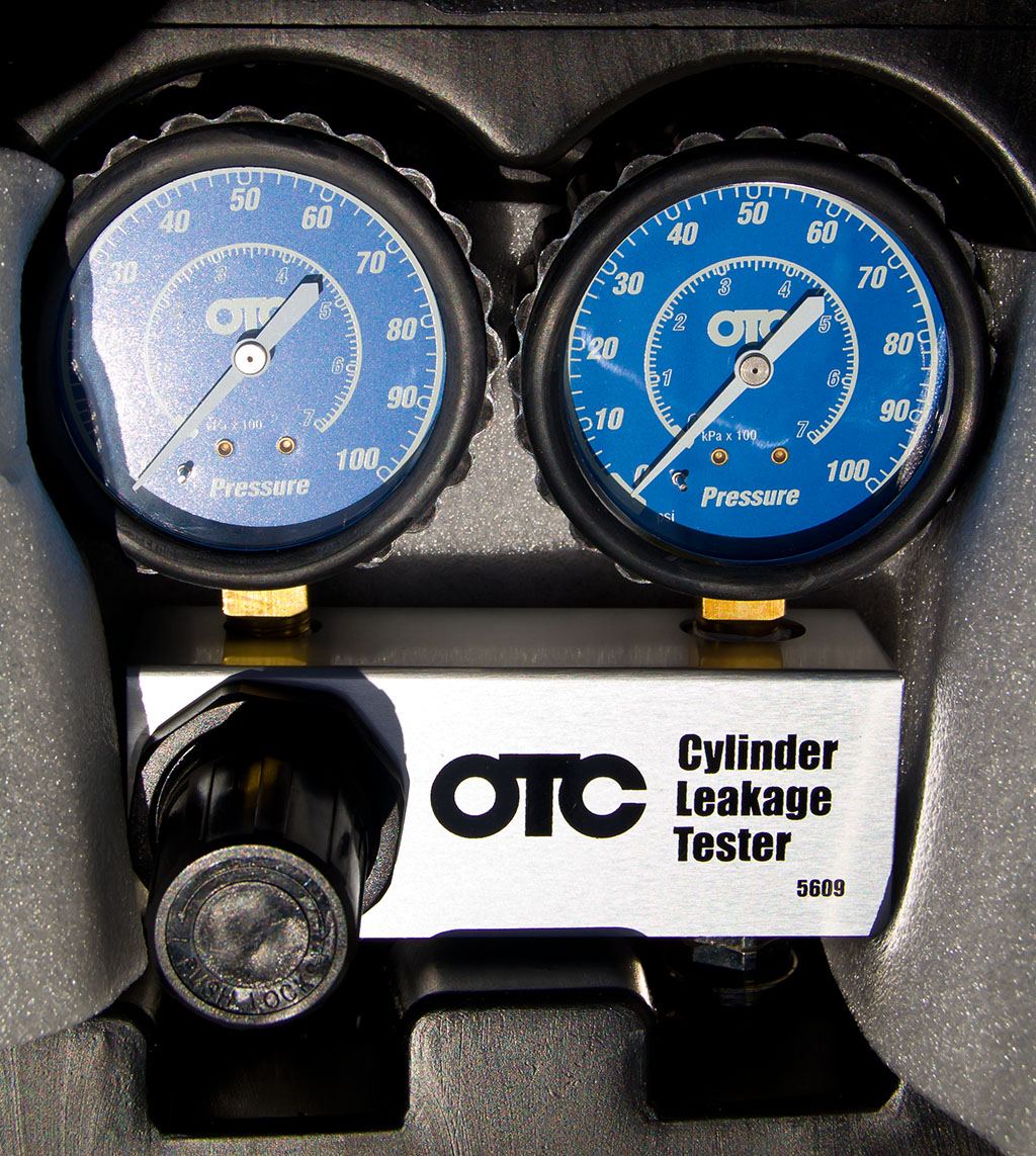 Cylinder Leak Down Test : Cylinder leak down tester south bay riders