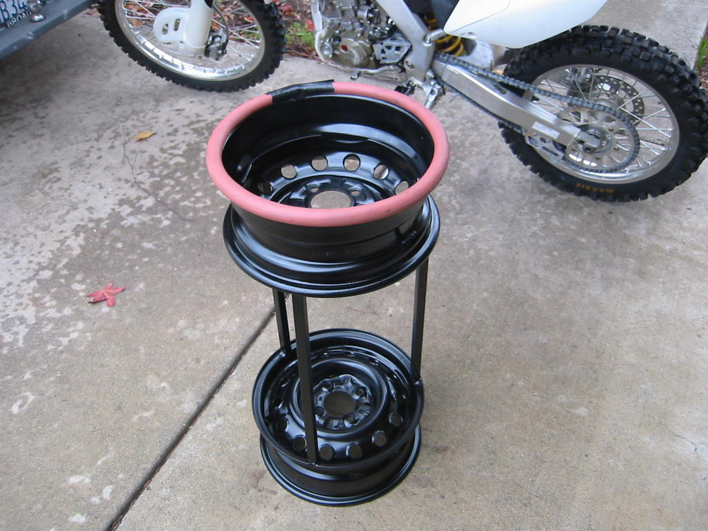 Dirt Bike Tire Changing Stand Suggestions South Bay Riders