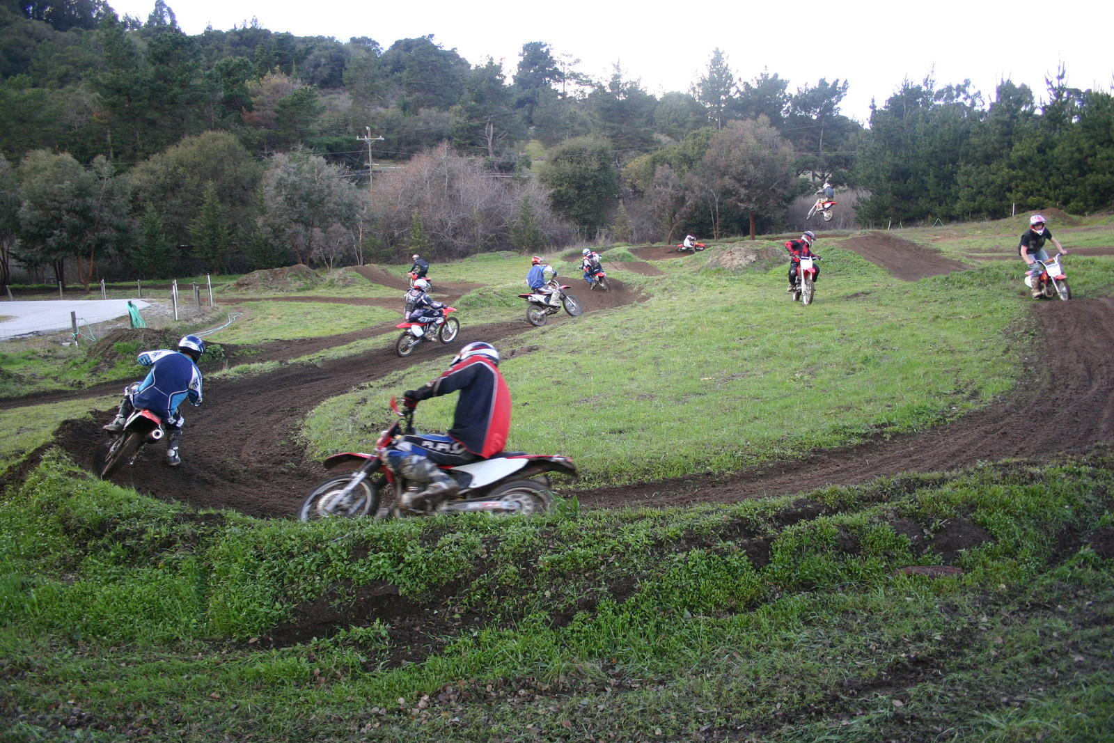 Looking For Help With Building Motocross Track San Jose Page 2 South Bay Riders