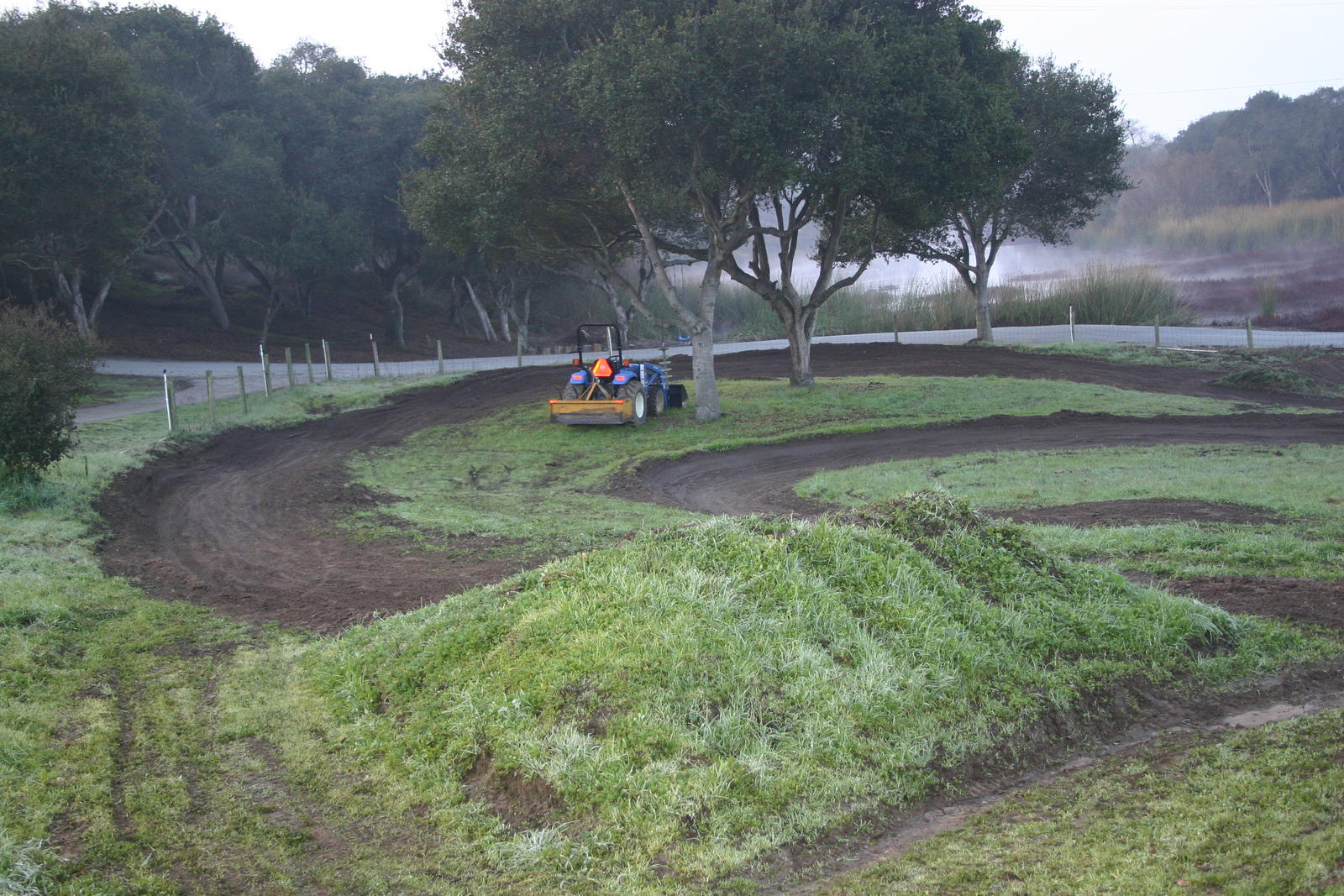 Looking for help with building motocross track san jose ...