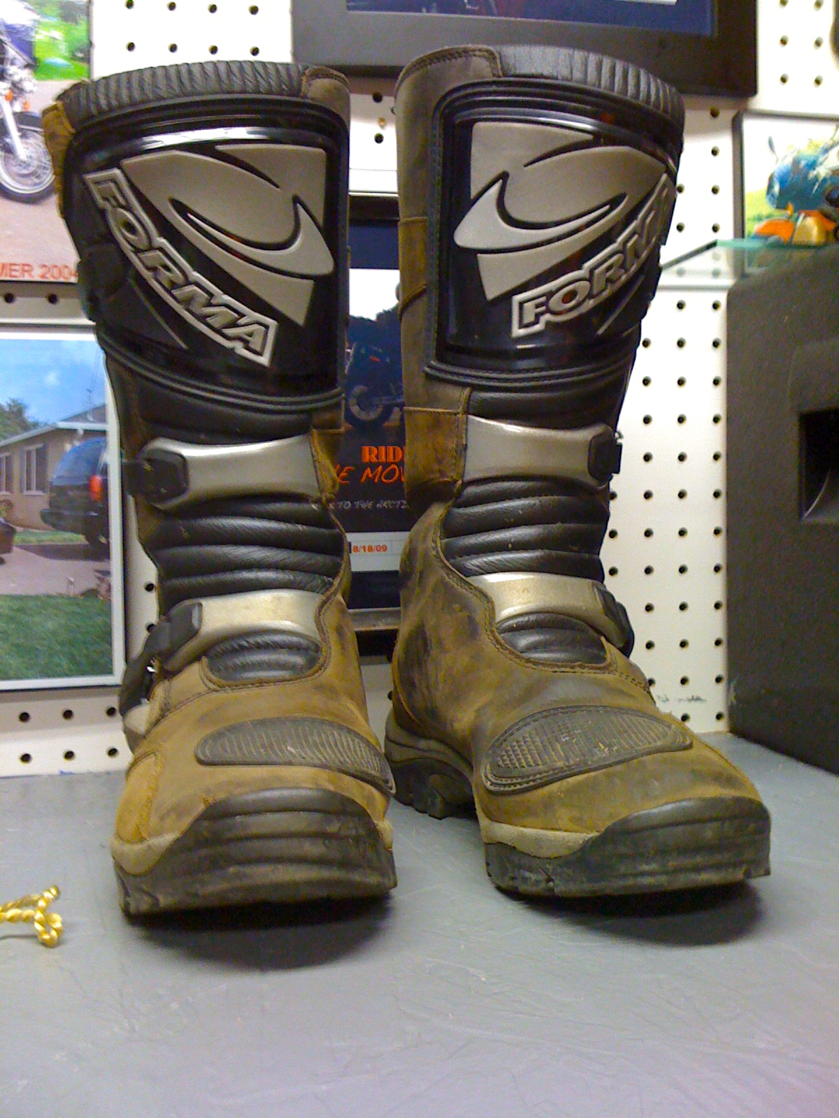 Adventure Riding Boots South Bay Riders