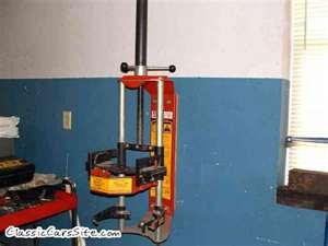 Anyone Have An Automotive Suspension Spring Compressor Plz
