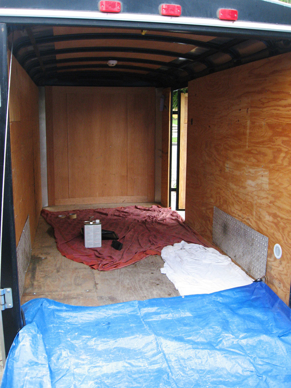 Amazing Trailer Conversion Box Trailer Cargo Trailers Utility Trailer Camper