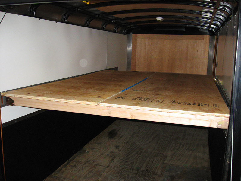 Enclosed Trailer Build South Bay Riders