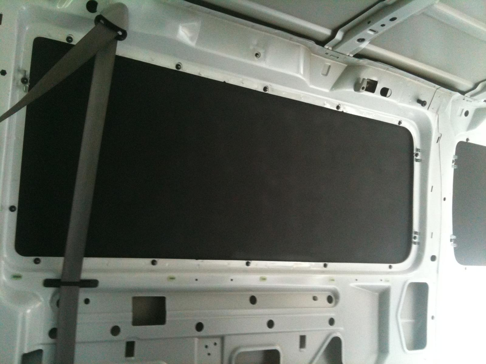 Share your project moto van pictures here south bay riders for All window replacements