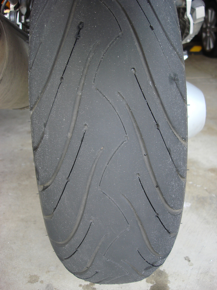 New Honda Pilot >> Michelin Pilot Road 3   South Bay Riders
