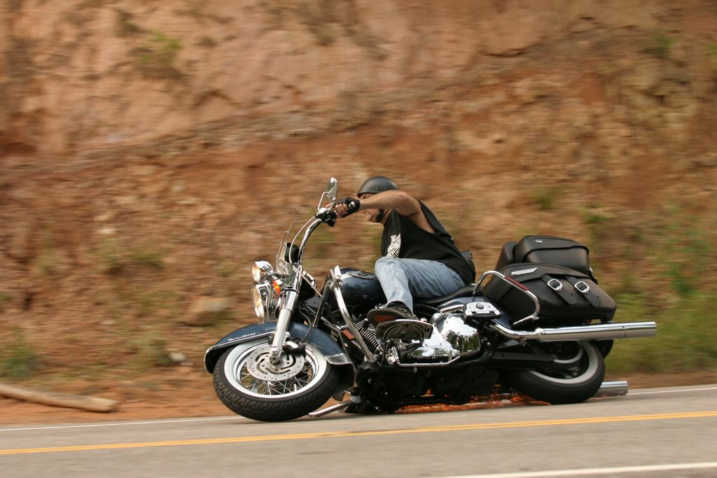 Harley Davidson Wobble | South Bay Riders