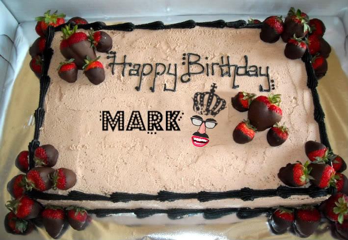 Bay Girl Birthday Cake