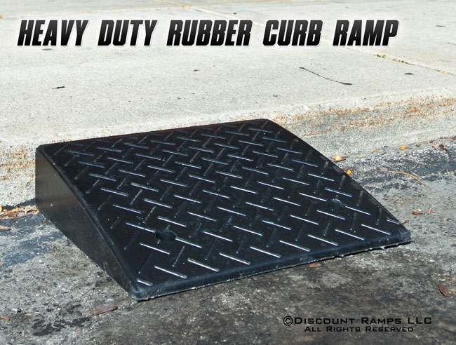 Looking for a ramp to drive an RV over a curb | South Bay Riders