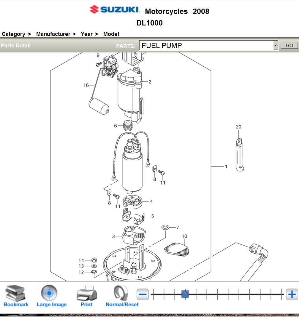 Gas Gauge 101 Page 4 – Dl1000 Wiring Diagram