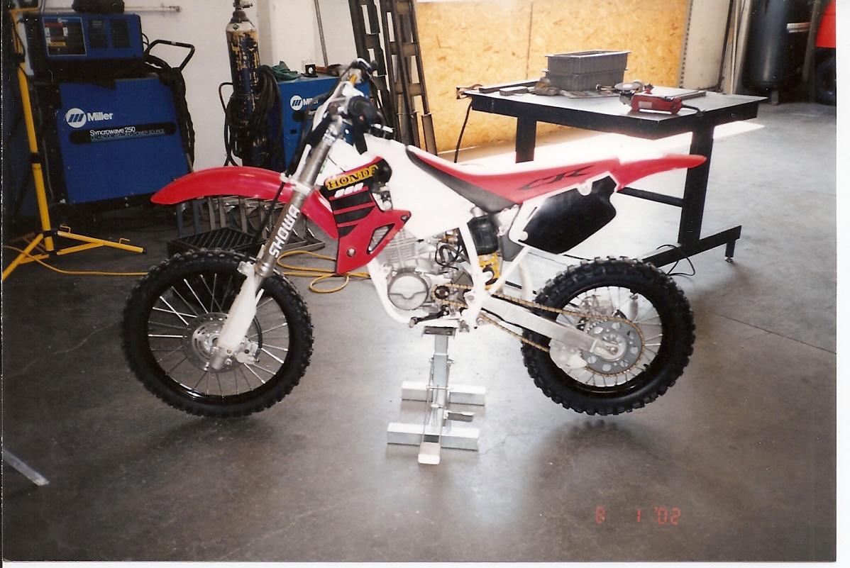 Honda Xr 100r Questions South Bay Riders