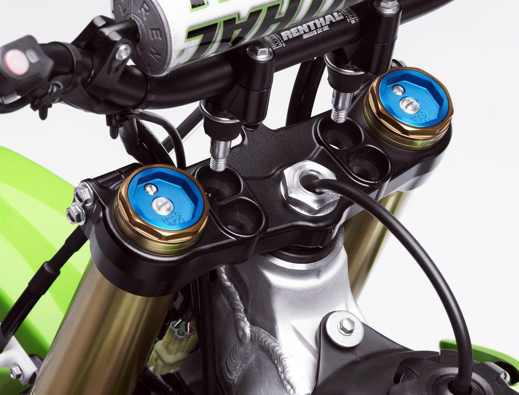 Kawasaki Kxf Rear Shock Adjustment