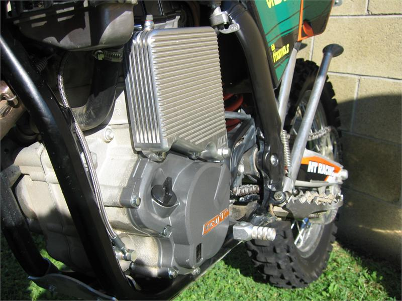 Ht Oil Cooler Ktm