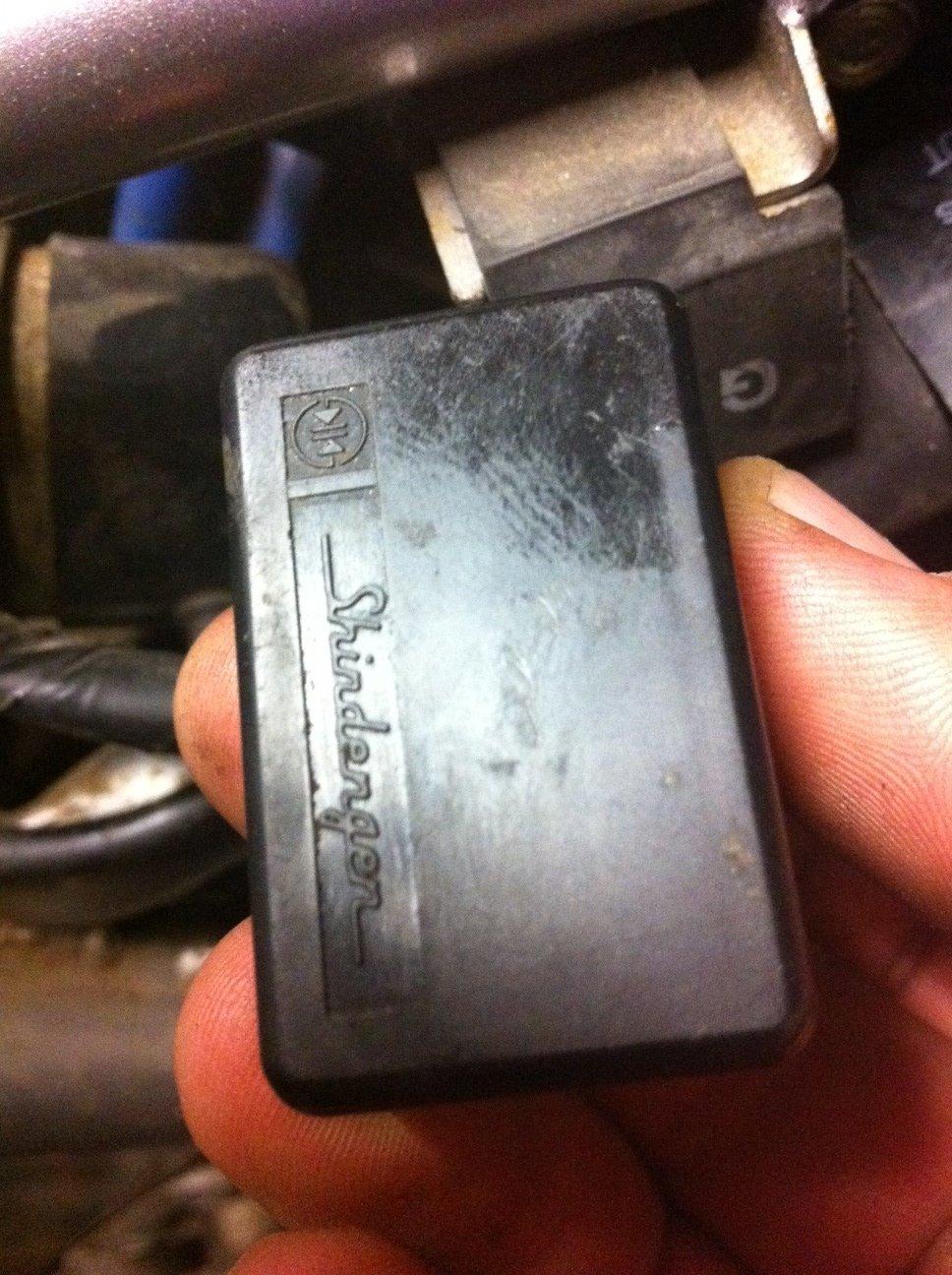 Honda fuel pump cutoff relay question   South Bay Riders on