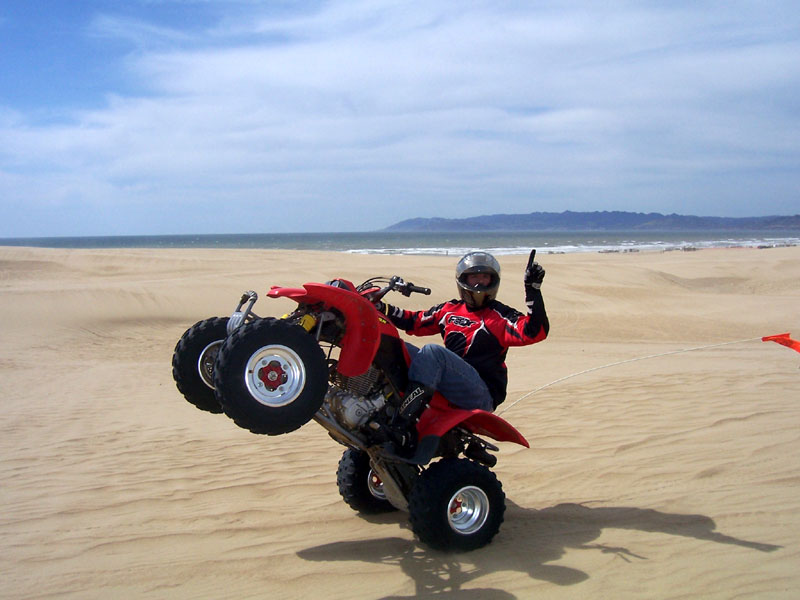 Pismo Beach Atv Rides The Best Beaches In World Als