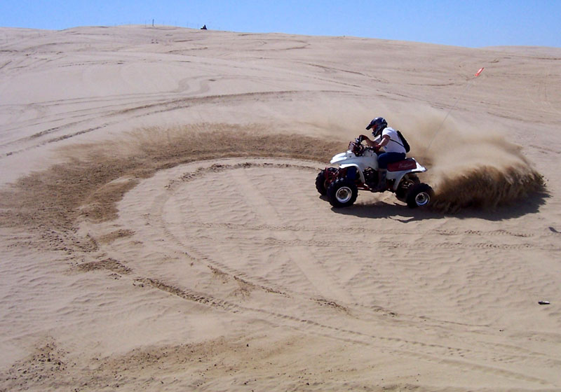 Atv Riding At Pismo Beach Dunes Best On The World 2017