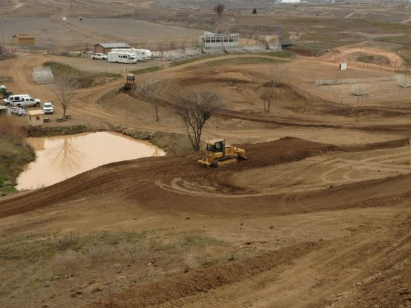 MMX Racing - California Motorcycle and ATV Trails