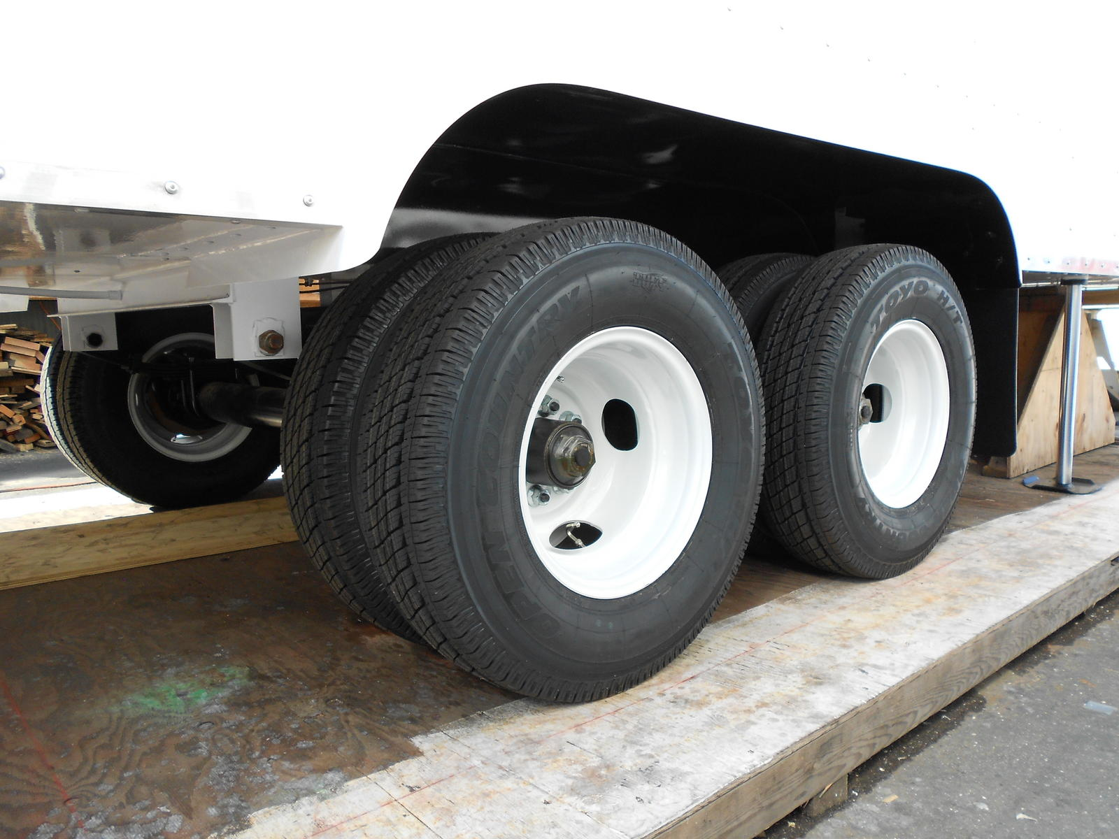 RV Net Open Roads Forum: Toy Haulers: My solution to the problem
