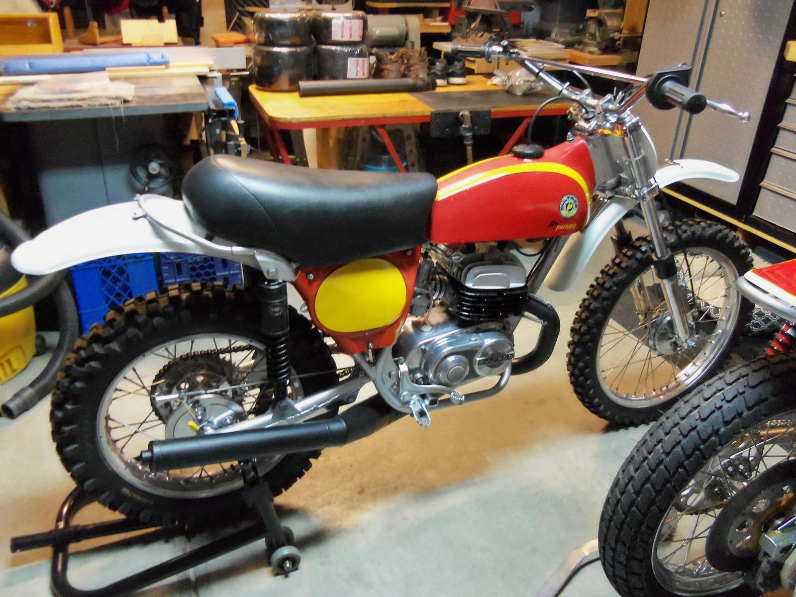 Bultaco Astro Page 1