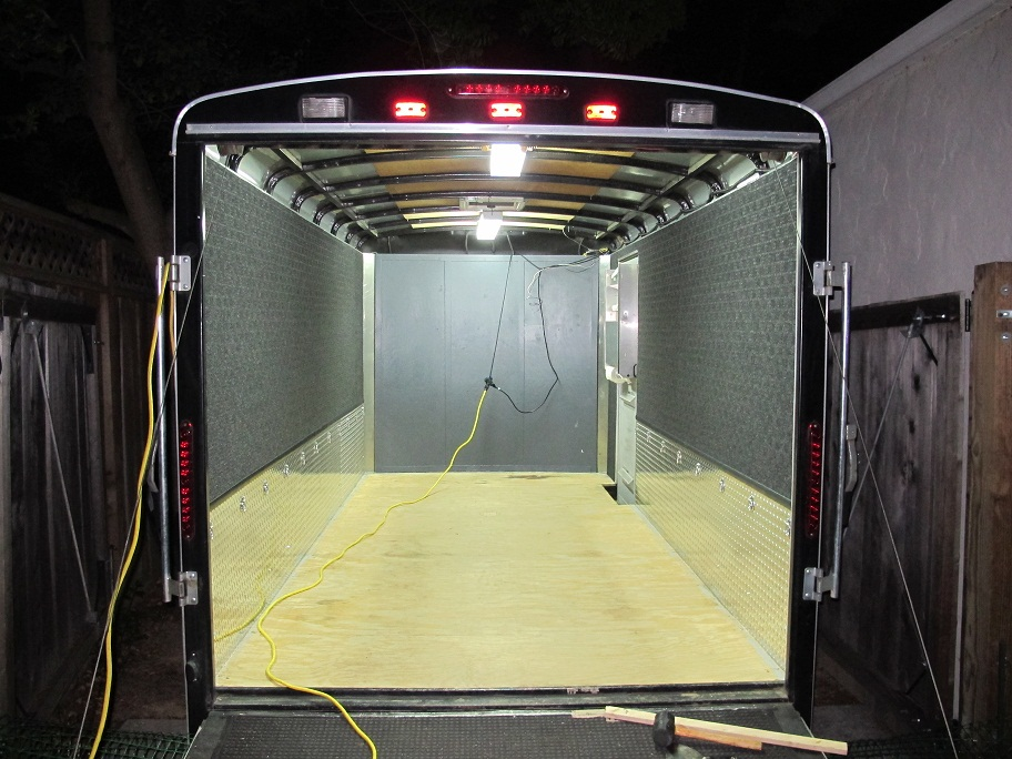 just another enclosed trailer south bay riders. Black Bedroom Furniture Sets. Home Design Ideas