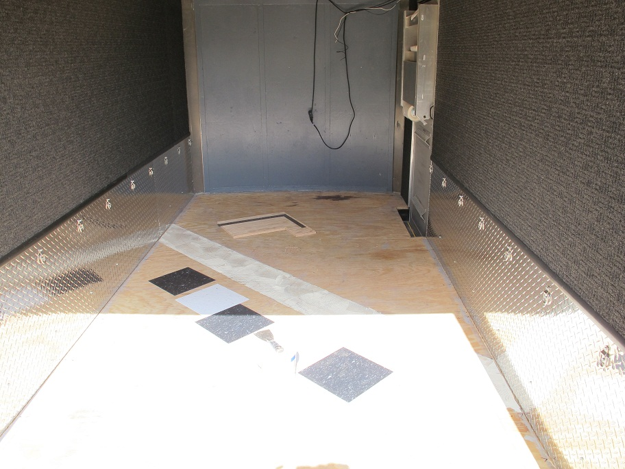 Enclosed Trailer Shelving >> Just Another Enclosed Trailer | South Bay Riders