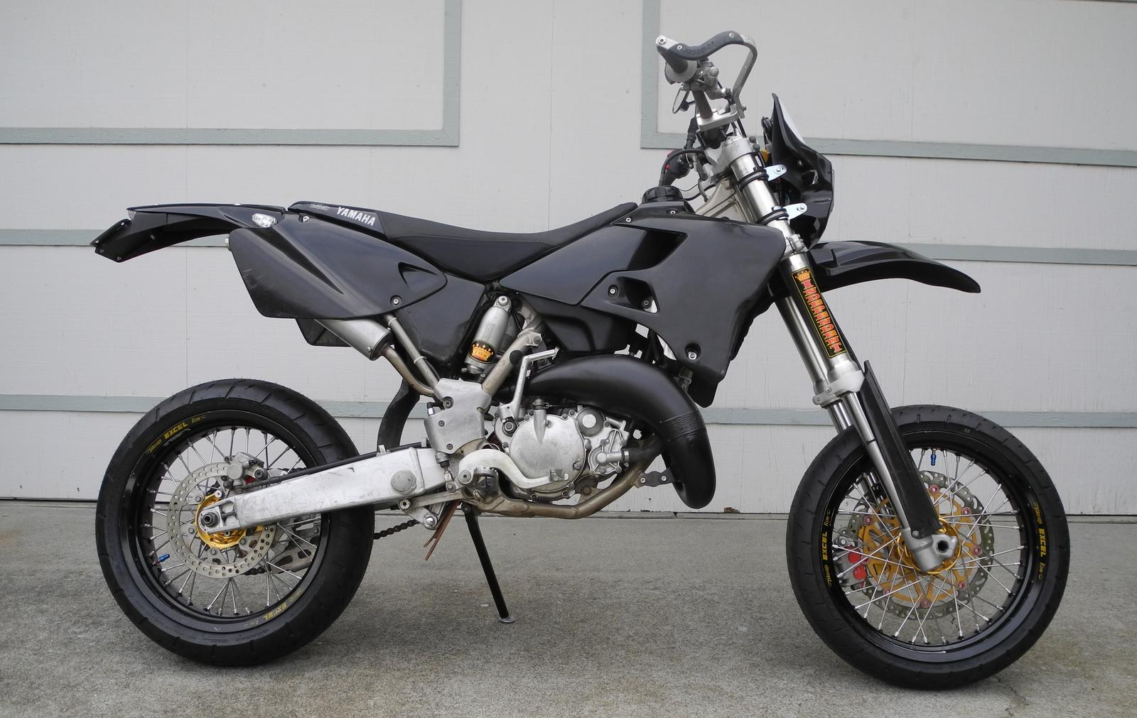 oh yes we did yz125 supermoto south bay riders. Black Bedroom Furniture Sets. Home Design Ideas