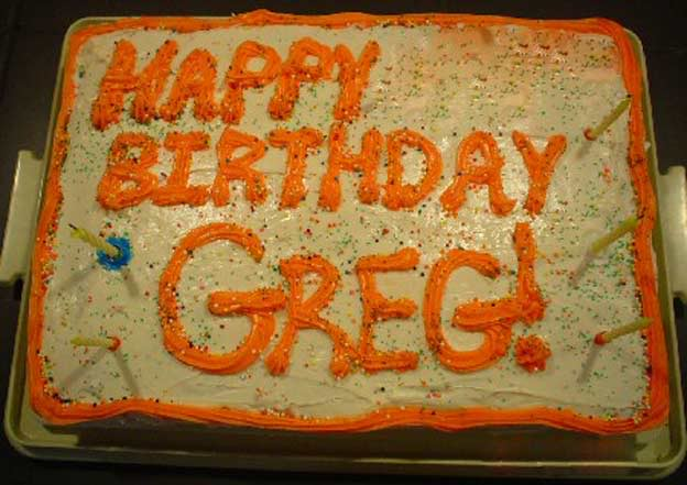 Happy Birthday Greg Ovey South Bay Riders
