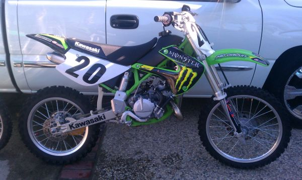 Dirt bike for my 13 year old | South Bay Riders