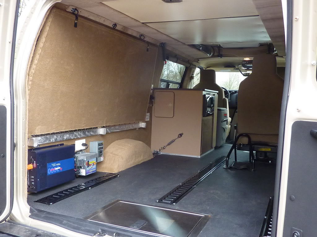 Share Your Project Moto Van Pictures Here Page 10