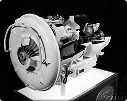 Boeing T-50 jet turbine powered Honda Magna | South Bay Riders
